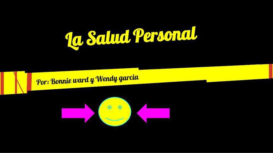 La salud personal