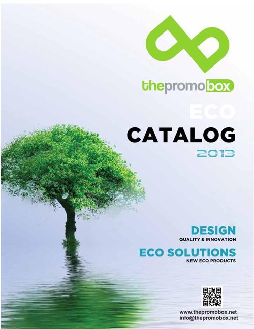 2013 The Promo Box Eco Catalogo