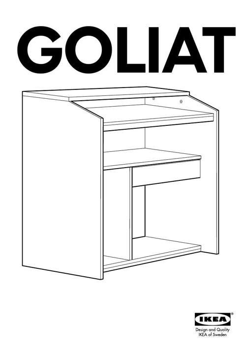 Manual de montaje Goliat