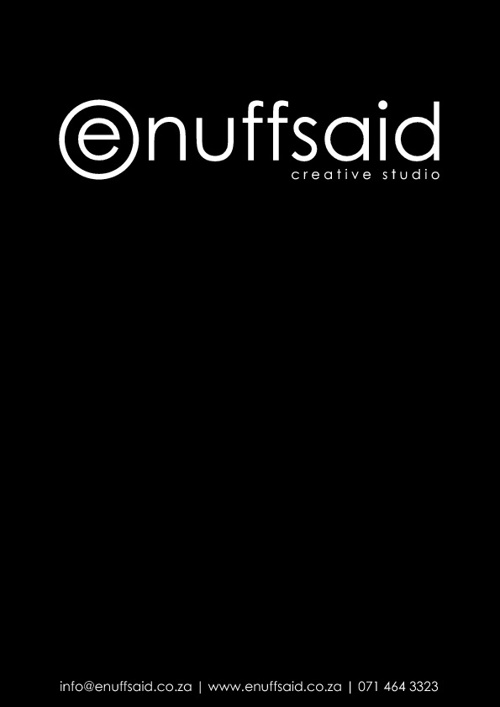 Enuffsaid Creative Studio