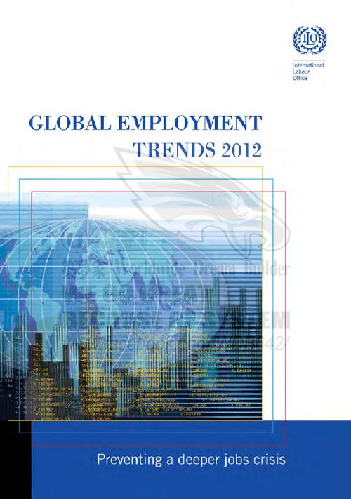 國際勞工組織(ILO)《2012年世界青年就業趨勢》報告