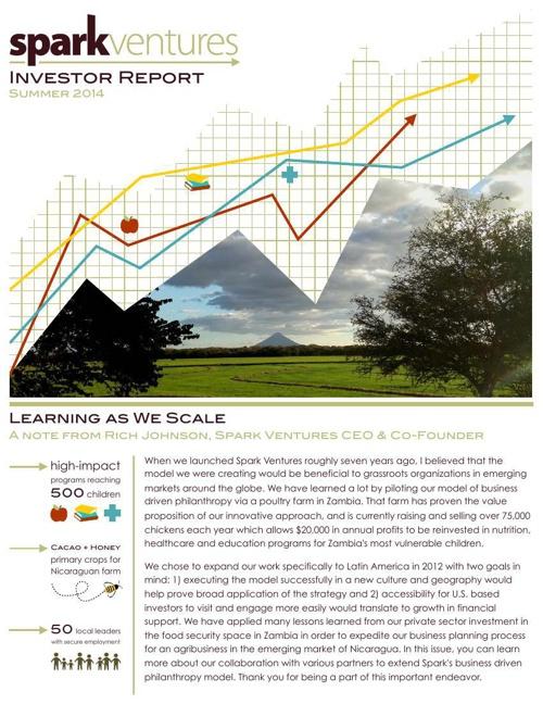 Investor Report - Summer 2014