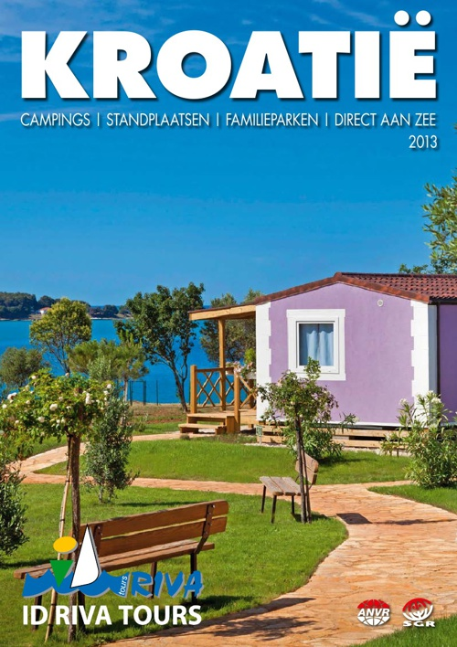 Campings Kroatë 2013