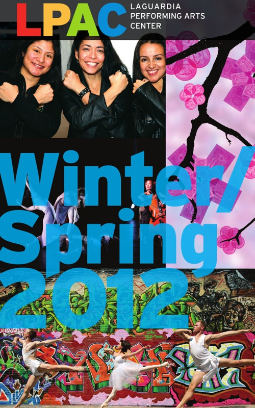 LPAC Winter/Spring 2012 Brochure