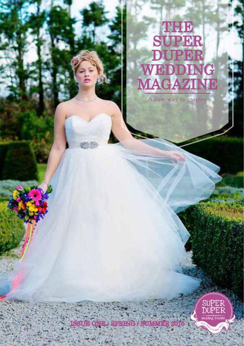 Super Duper Wedding Magazine - Edition 01