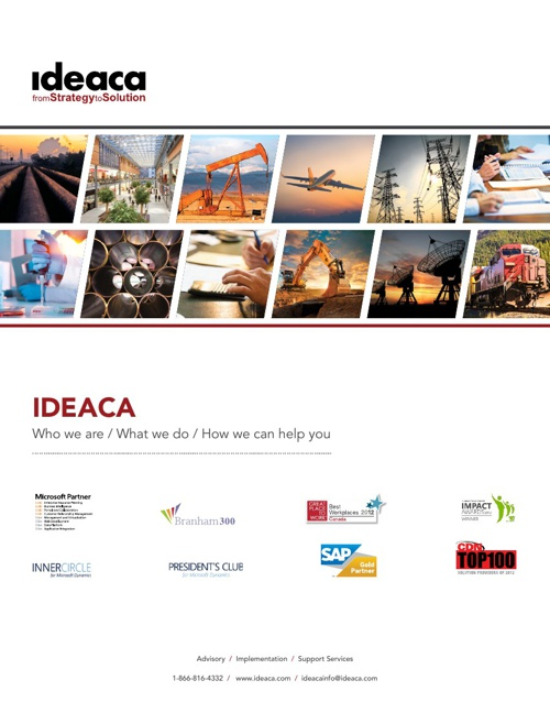 Ideaca Overview