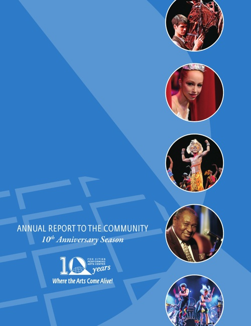 2012-13 Annual Report to the Community