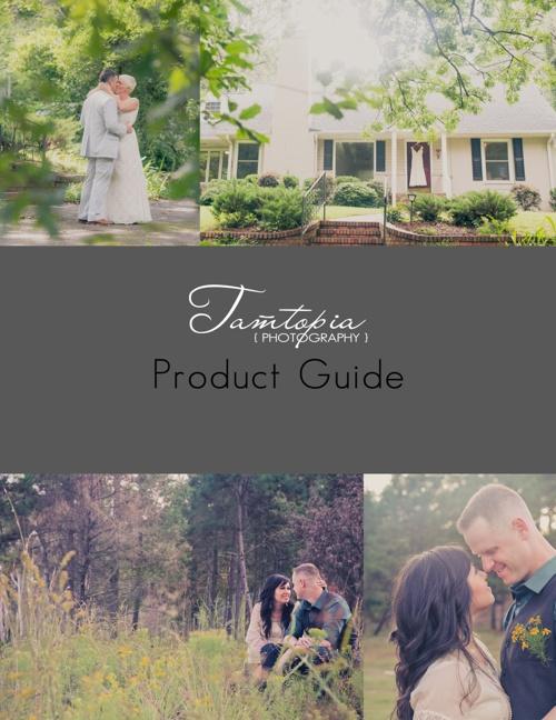 Tamtopia Product Guide 2013