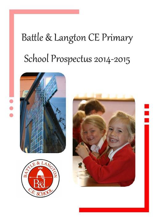Prospectus 2014-2015