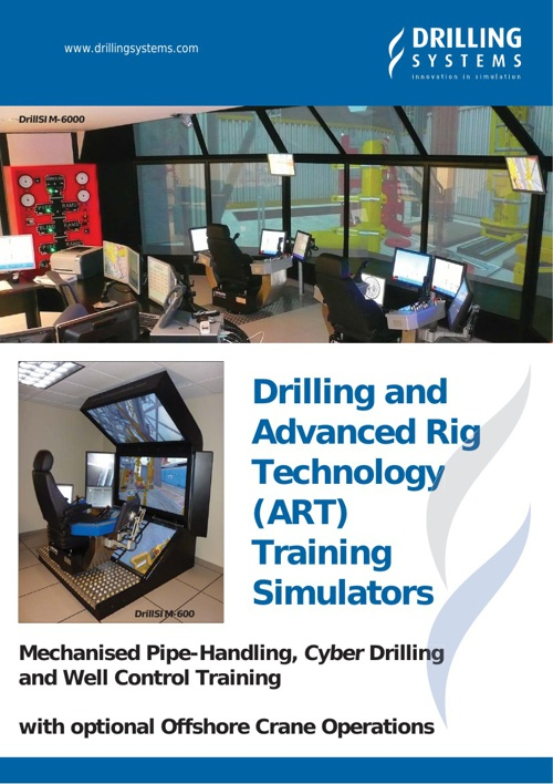 Drilling & Advanced Rig Technology (ART) Training Simulators