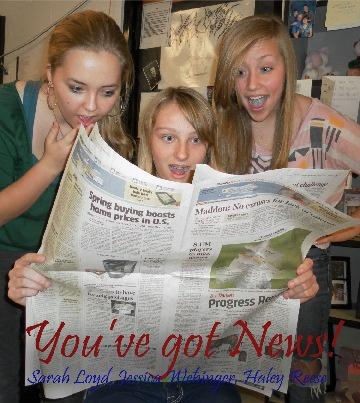 You've Got News: 1st Edition