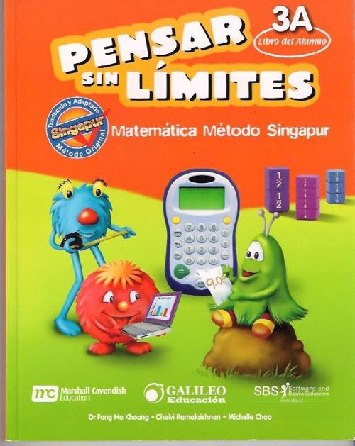 Pensar sin Límites Mat 3 Singapur