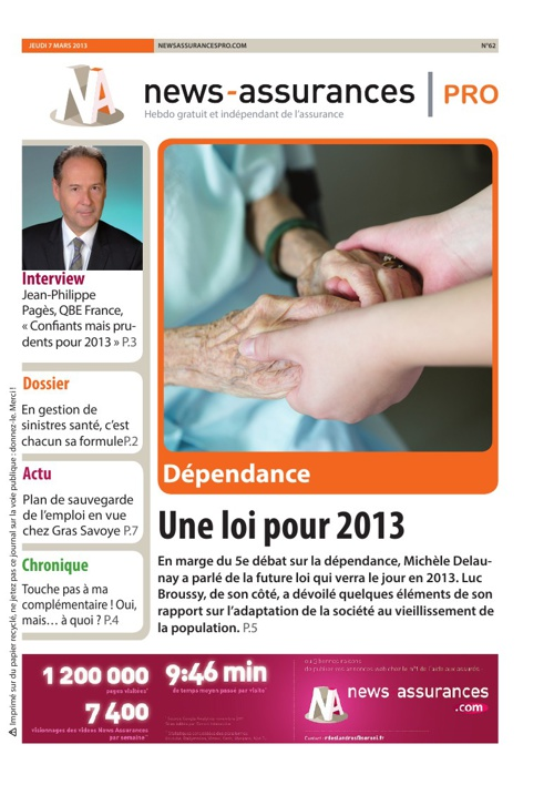 News Assurances Pro - Edition 62