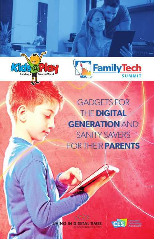 2016 FamilyTech & Kids@Play Summit
