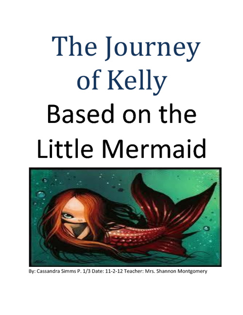 the journey of kelly