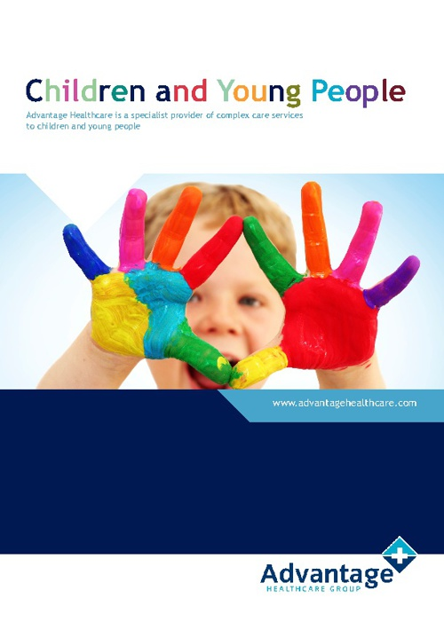 Children and Young People Brochure