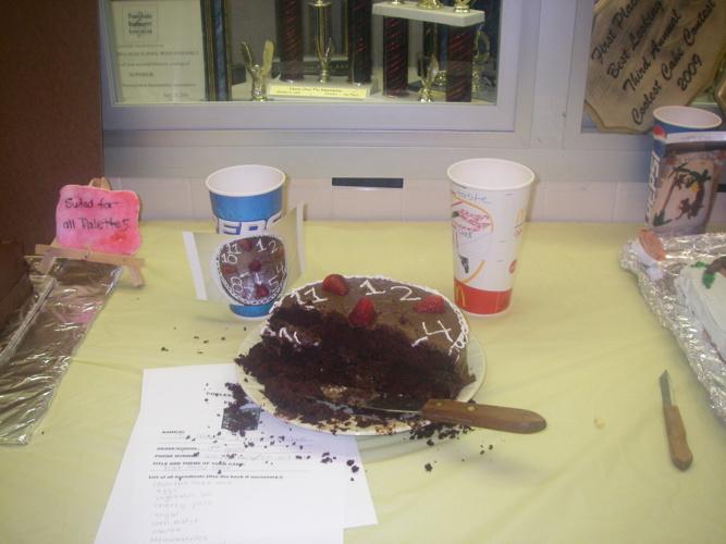 Coolest Cake Contest