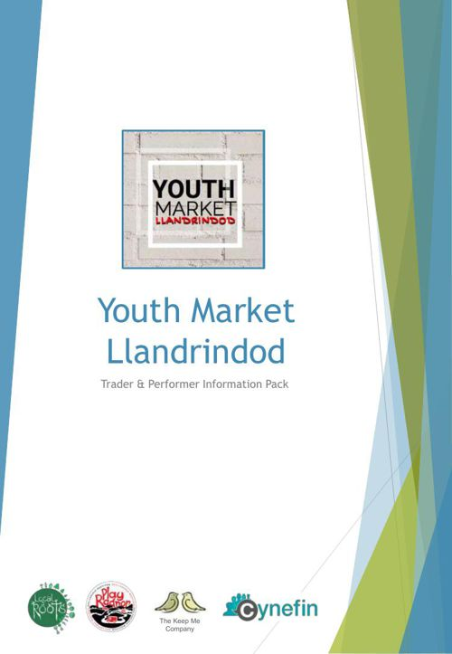 Youth Market Llandrindod - 26th September 2015