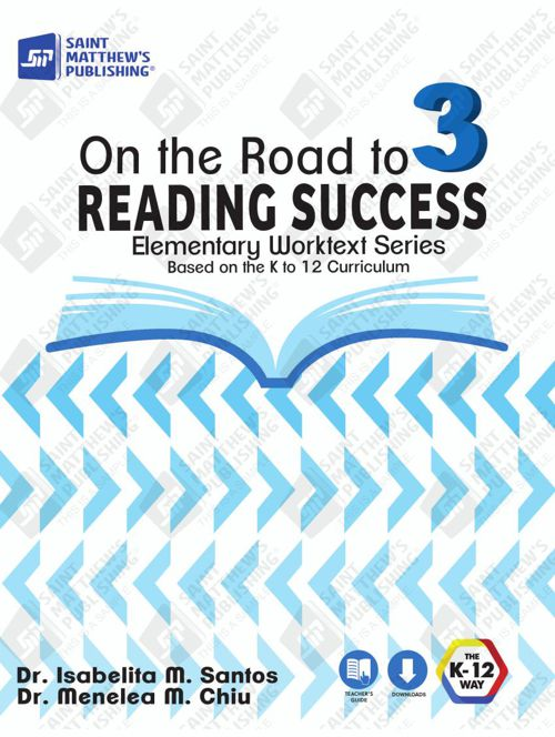 On the Road to Reading Success 3