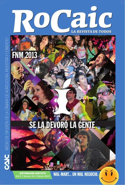 Rocaic N° 44 - Febrero 2013
