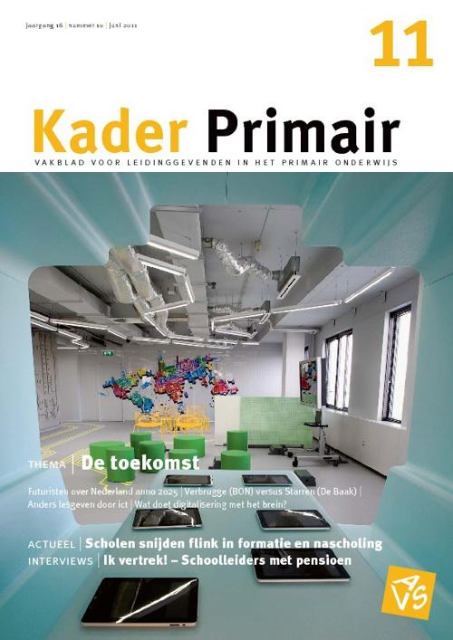 Kader Primair 2010 - 2011