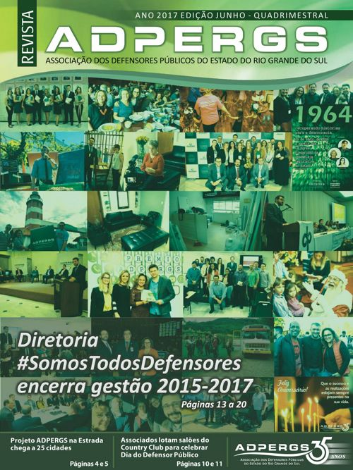 Copy of Revista - ADPERGS - 2016-Dez