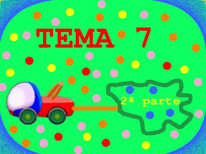 MATEMACIAS TEMA 7