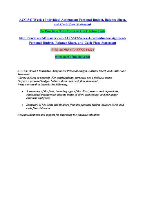 ACC 547 MASTER Leading through innovation/acc547masterdotcom