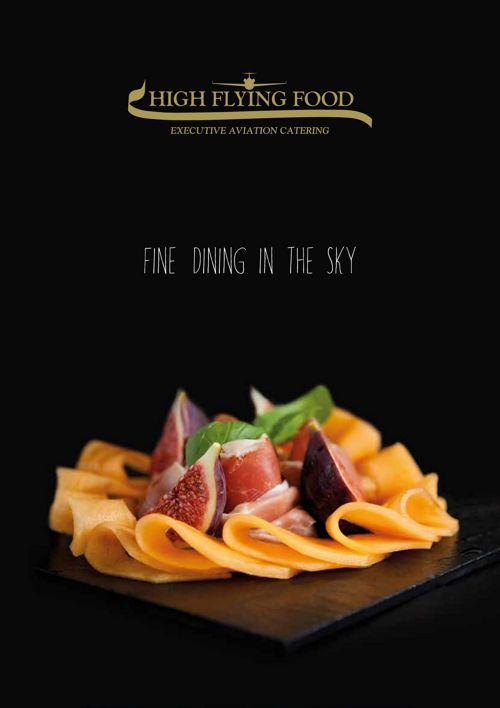 High Flying Food Brochure 2017