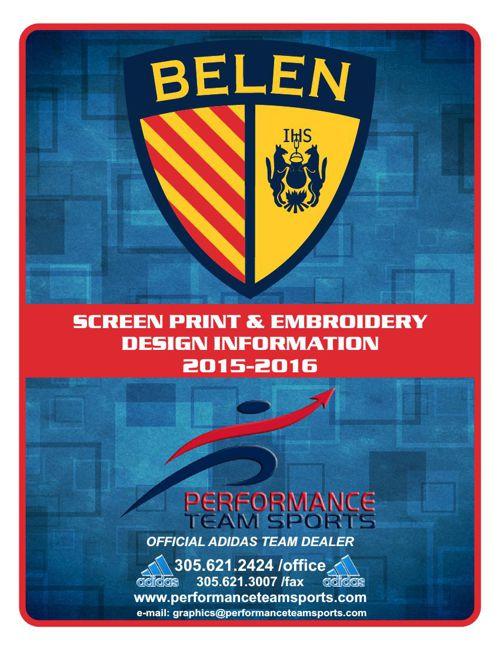 Belen Jesuit Preparatory Design Catalog