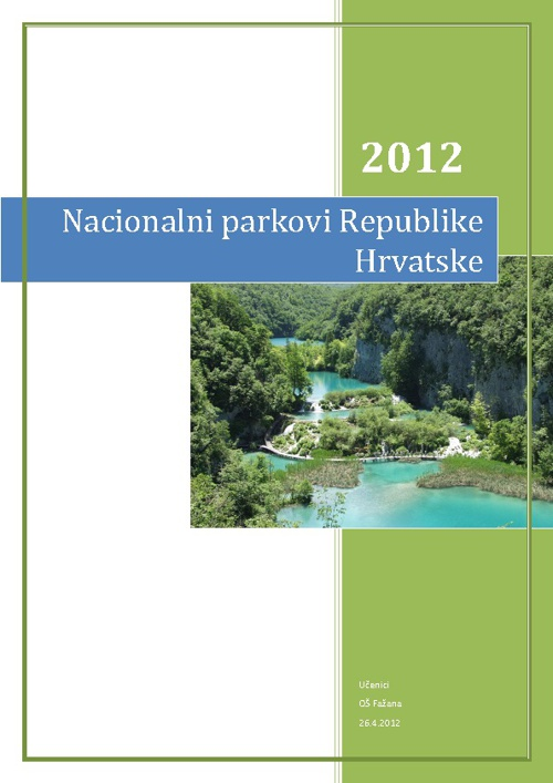 Nacionalni parkovi2