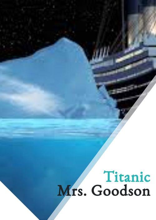 Life on board the Titanic