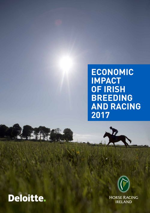 Economic Impact Of Irish Breeding And Racing Launch