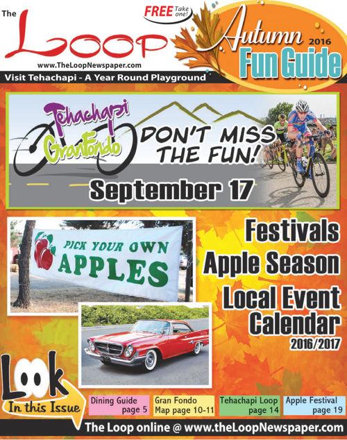 The Loop Newspaper's 2016 Autumn Fun Guide!