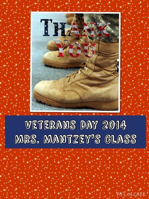 Mrs. Mantzey's Class