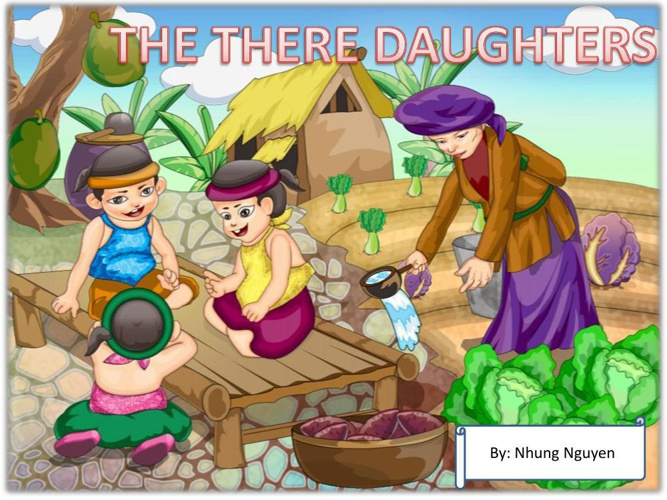 the three daughter