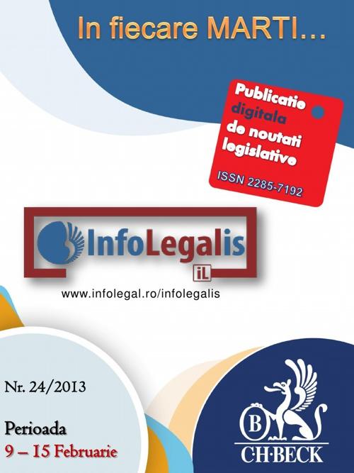 InfoLEGALis nr. 24/2013