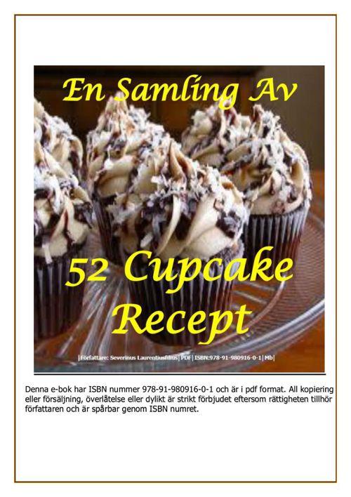 52 Cupcake recept