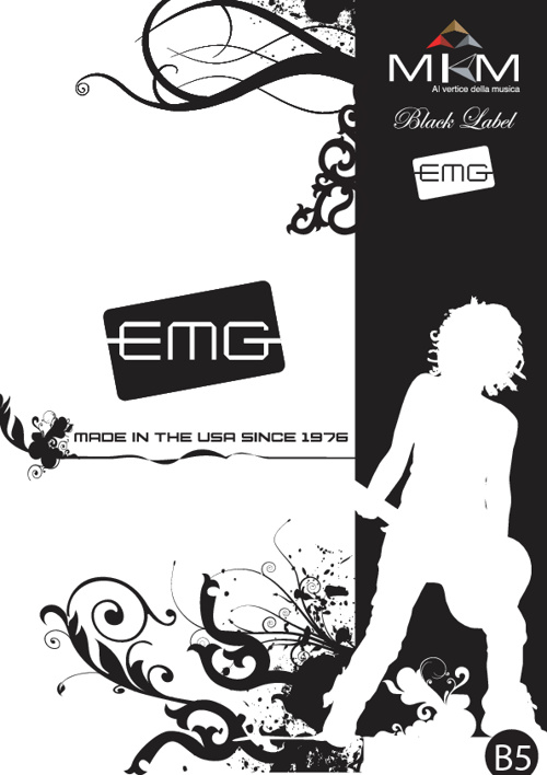 catalogo pick-up  EMG
