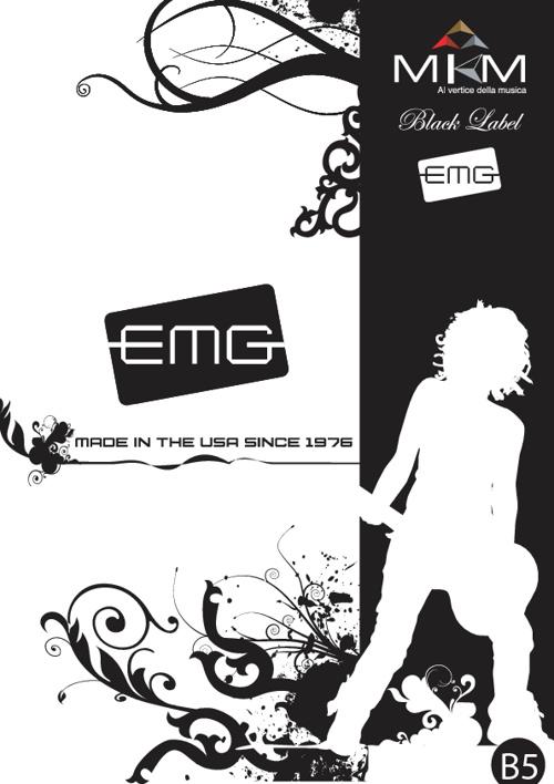 catalogo pick-up  EMG