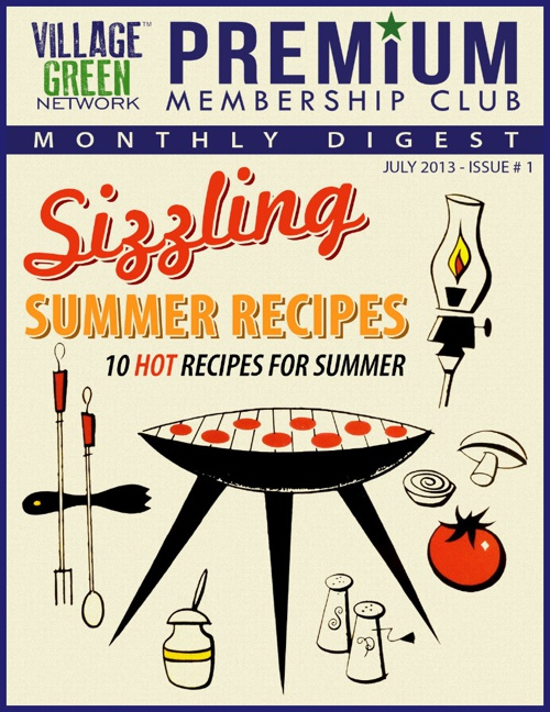 VGN Premium Membership Club Monthly Digest - July 2013