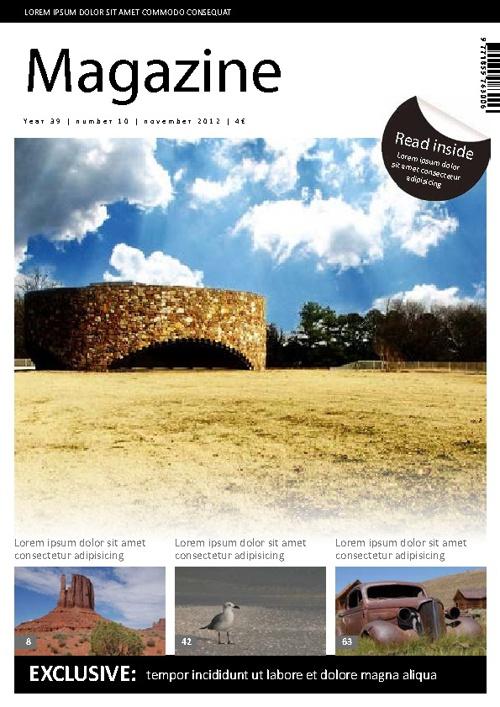 MAE Magazine Idea