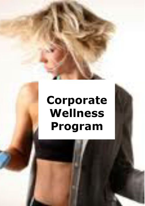 Corporate Wellness Proposal