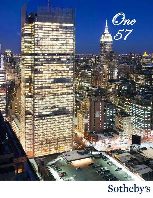 One 57 Sotheby's