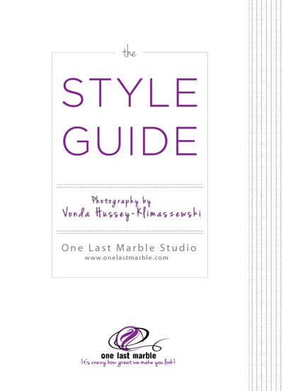 Style Guide For Families