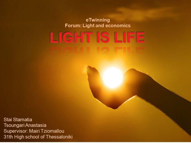LIGHT IS LIFE final