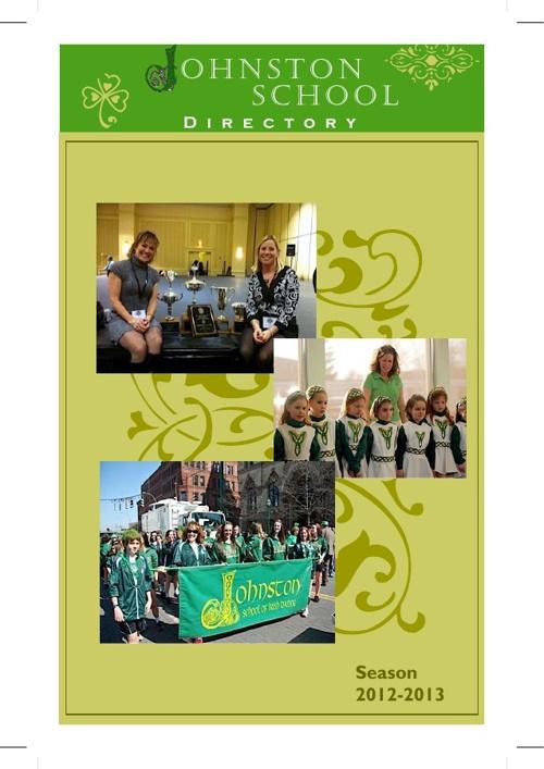 Johnston School Directory