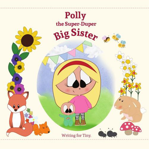 The Super Duper Big Sister/Brother Personalised Book