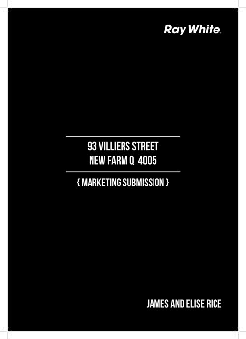 93 Villiers Street  - Marketing Submission