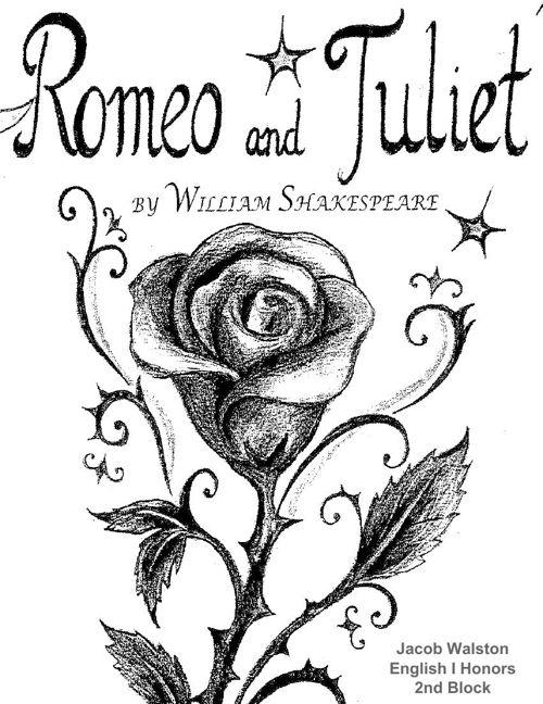 Romeo and Juliet Flipbook